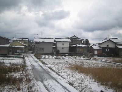 Scenery in Uozu