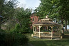 """Gazebo<br /> Or """"Where's Peggy?""""<br /> Peggy's in this shot. Can you spot her?<br /> <a href=""""http://www.kimmellhouseinn.com"""">http://www.kimmellhouseinn.com</a>"""
