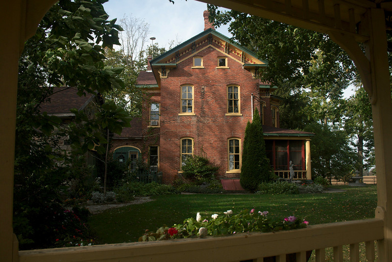 """View from the Gazebo<br />  <a href=""""http://www.kimmellhouseinn.com"""">http://www.kimmellhouseinn.com</a>"""