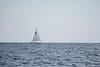 Sailboat on Lake Ontario.