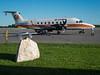 Air Creebec Beech 1900 C-FTOR waiting at Kingston Norman Rogers Airport.
