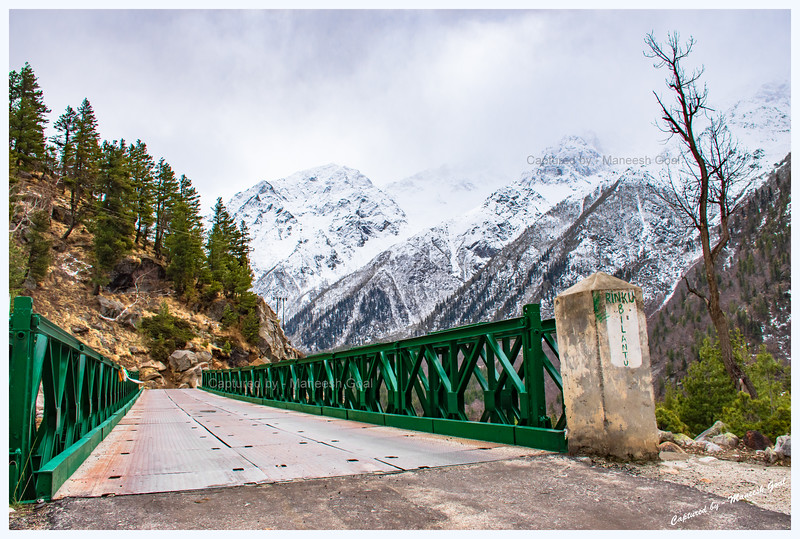 Bridge that leads to Chitkul