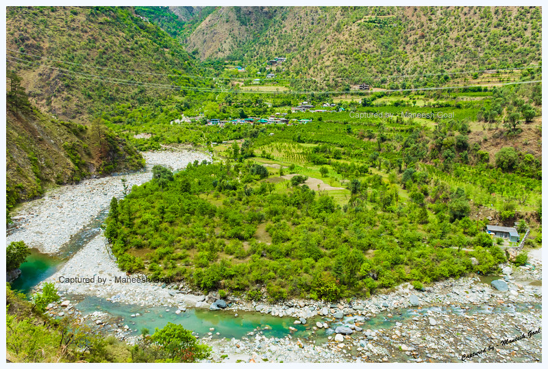 Picturesque Sainj Valley