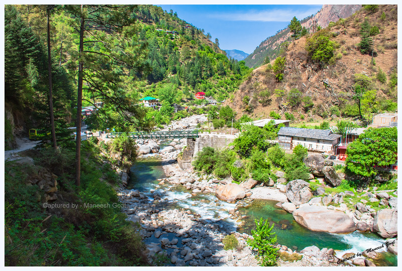 Picturesque Gushaini, Tirthan Valley