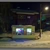 Open hamburger kiosk<br /> Kirkenes
