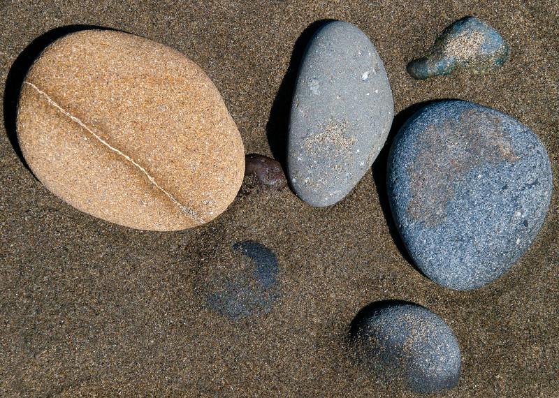 Cobbles on First Beach, La Push