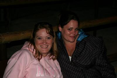 Emma and Sheree