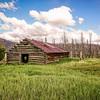 Old Barn Closer