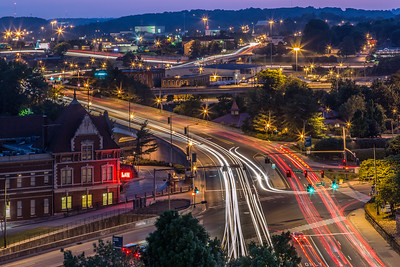 Knoxville on the Move