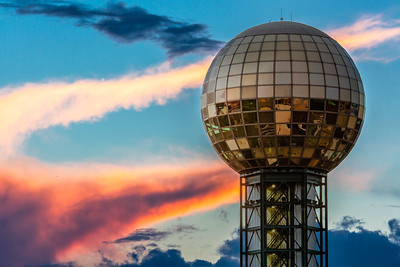 Cotton Candy Sunsphere