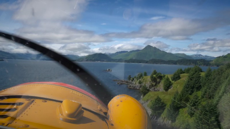 VIDEO: Quartz Creek Lodge, Alaska