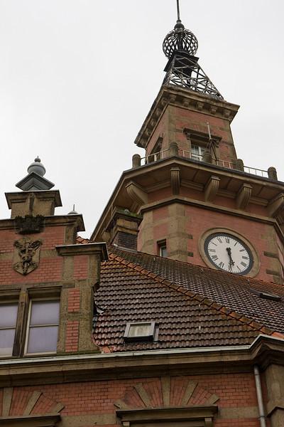 Hafenamt Turm