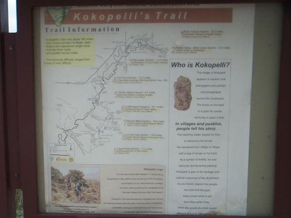 Kokopelli 4x4 Trail, April 2009