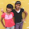 Brother Xaviers 2013 BC  077 - peace girls