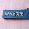 Brother Xaviers 2013 BC 090 - New Hope sign