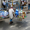 Street scene - 0631 - recycle man
