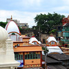 Kalighat roof and Kali Temple_1052