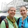 Howrah Bridge Linda and Mary_0808