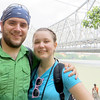 Howrah Bridge Moe and Mary_0810