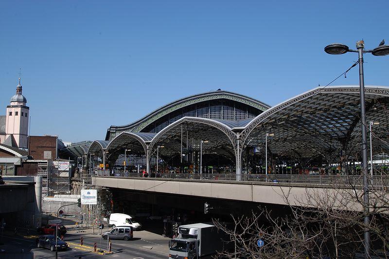 Koln Hauptbahnhof