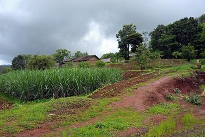 Village home at Kolwan, Maharashtra (MH), India