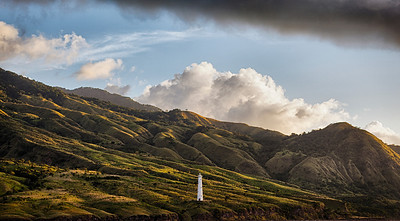 Lighthouse in Komodo