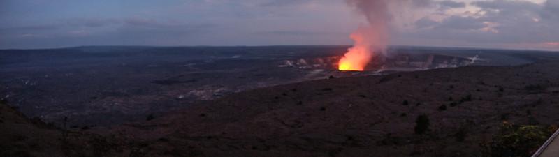 Kilauea Volcano National Park