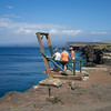 Canoe ladder - South point - Suthermost point in USA