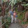 Near Lava Tubes - Halema'uma'u Crater - Kilauea Volcano National Park