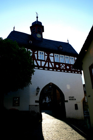 Konigstein, Kronberg & Falkenstein, Germany