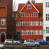 Kleines Haus am Christianshavnkanal
