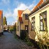 Schifferhäuser in der Altstadt von Dragør