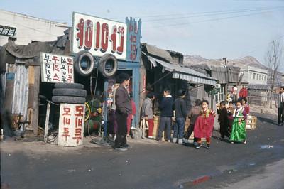 Pobwon-ni, Korea 1964