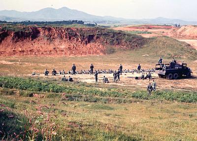 gun range Korea
