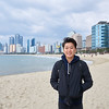 Haeundae Beach, Busan, Korea