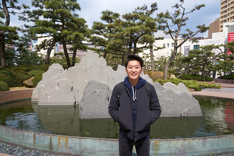 Paradise Hotel, Haeundae Beach, Busan, Korea