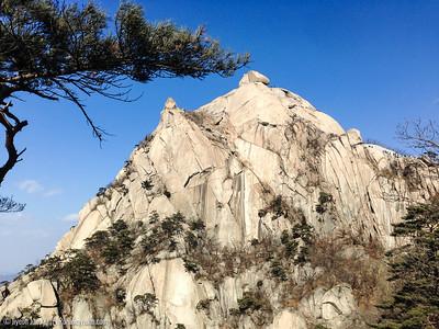 Baegundae Peak