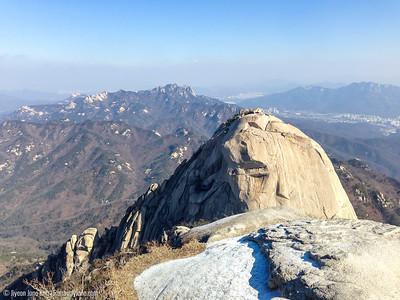 Insubong Peak