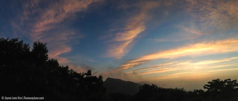 Nogodan Sunset
