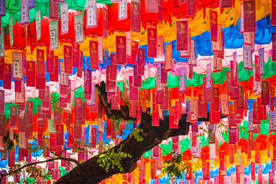 Korean Buddhist Lanterns