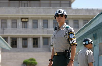 Joint Security Area - Panmunjom