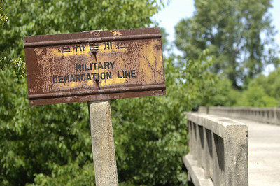 Bridge of No Return (Military Demarcation Line)