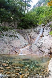 Waterfalls of Seoraksan