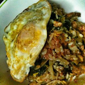 Homemade Bibimbab