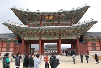 Gyeongbok Palace http://www.lifeinkorea.com/Travel2/66