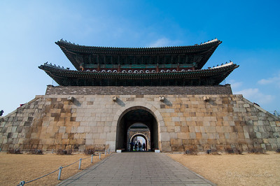 Jangan Mun (North Gate of Hwaseong)