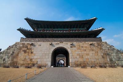 Jangan Mun (North Gate of Hwaseong)