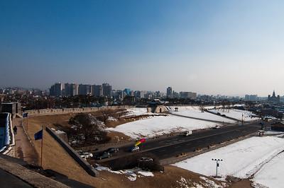Hwaseong at Yeonmudae