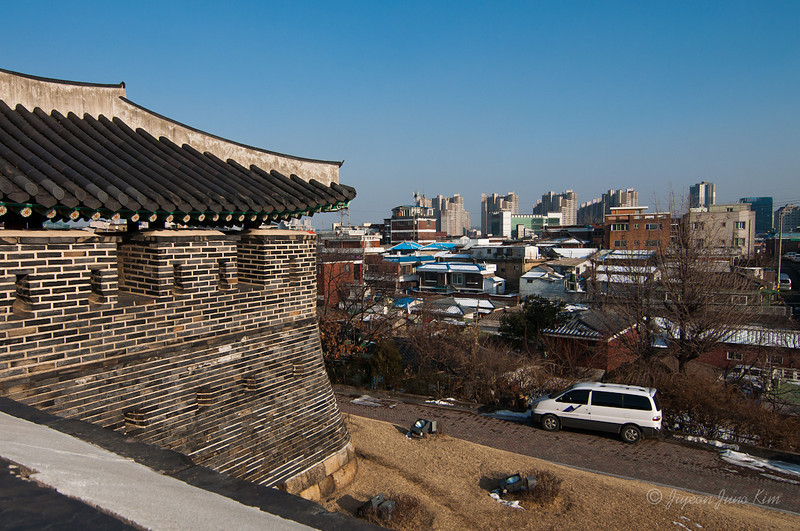 Hwaseong and Suwon