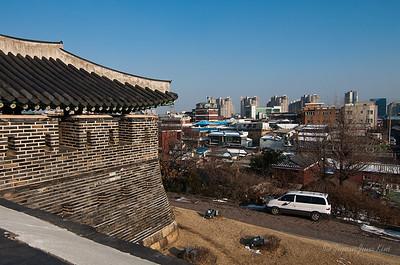 Hwaseong and Suwon